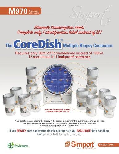 CoreDish® M970 Series