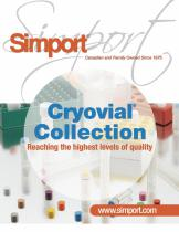 Cryovial® T300 Collection