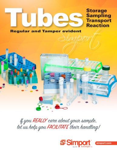 Storage Sampling Transport Reaction