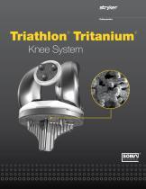 Triathlon® Tritanium® Knee System