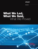 X3 The Power of Technology Product Brochure