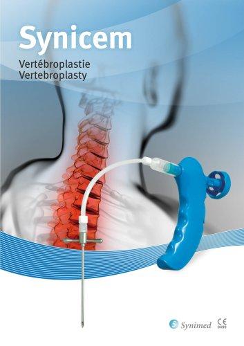 Synicem Vertebroplasty