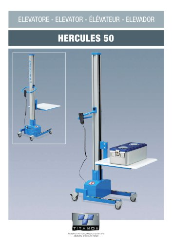 HERCULES 50 ELEVATOR