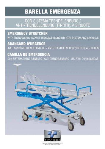 T6000 EMERGENCY STRETCHER