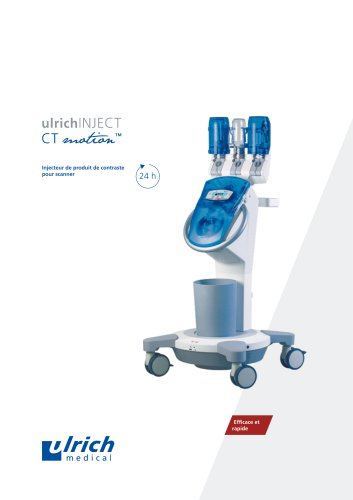 Brochure CT motion