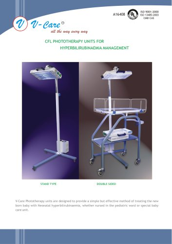 Stand Type Phototherapy STP-100 CFL