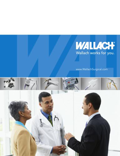 Wallach Product Catalog