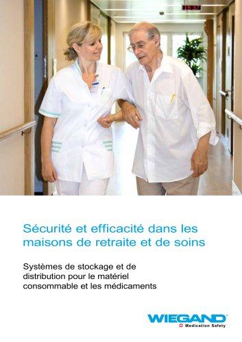 Maisons de retraite et de soins