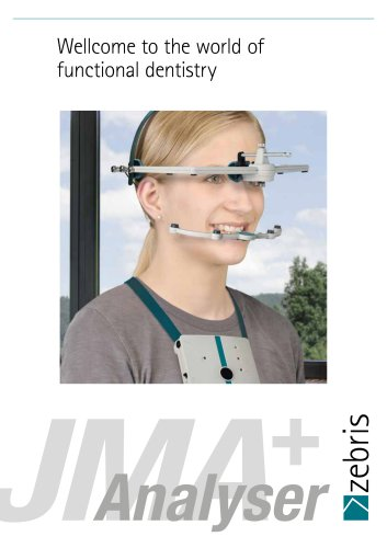 JMA+ Analyser