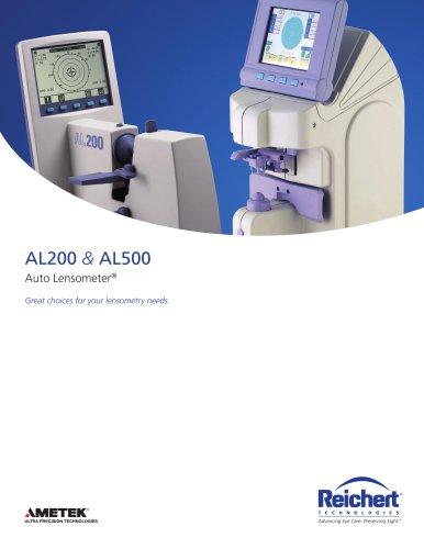 AL200 Auto Lensometer® - Brochure
