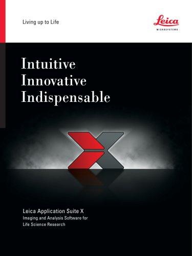 Leica Application Suite X