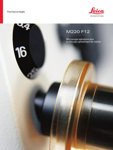 M220 F12