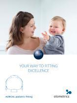 AURICAL pediatric fitting