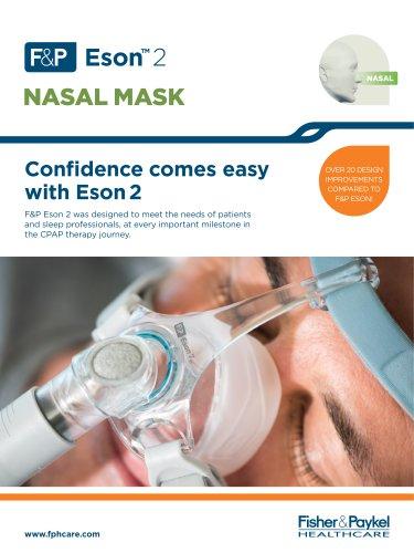 F&P Eson™ 2 Nasal Mask