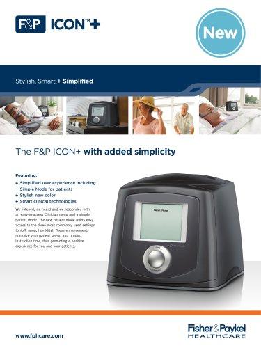F&P ICON?+ Brochure