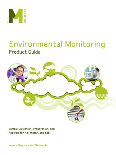 Environmental Monitoring Product Guide