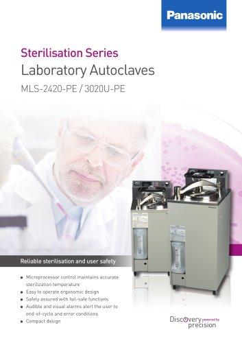 Autoclaves MLS-2420/3020