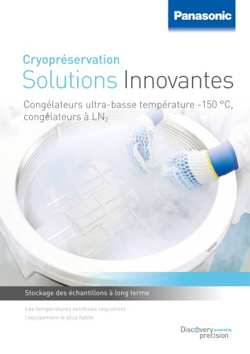 Cryopréservation Solutions Innovantes