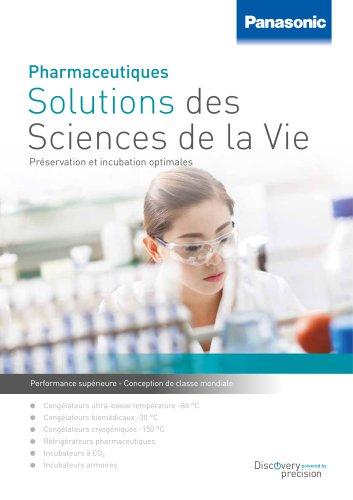 Pharmaceutiques Solutions des Sciences de la Vie
