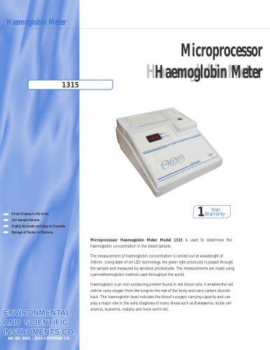 Haemoglobin Meter 1315