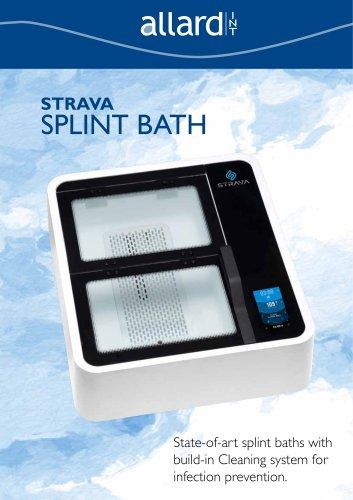 STRAVA SPLINT BATH
