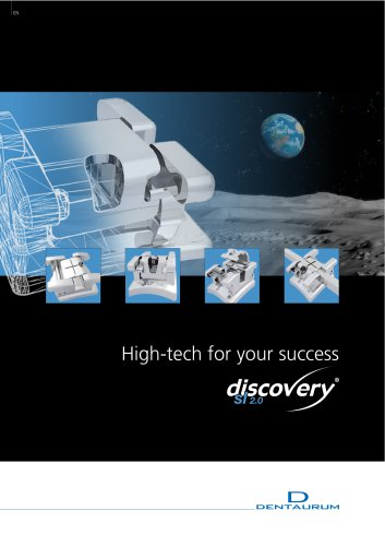 discovery ®   sl  2.0