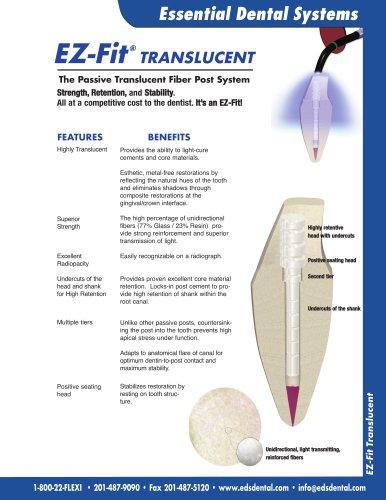 EZ-Fit Translucent