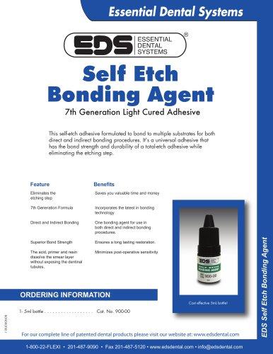 Self Etch Bonding Agent