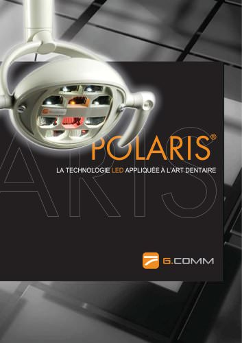 Lampe LED POLARIS