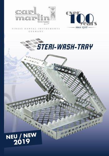STERI-WASH-TRAY
