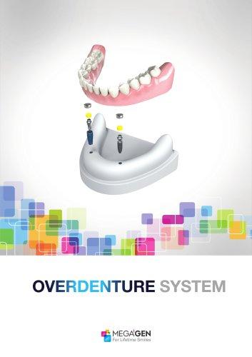 Overdenture system