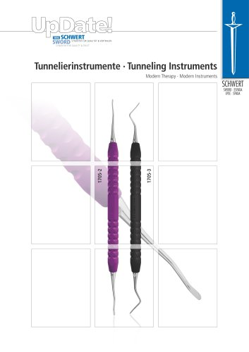 Tunneling Knives