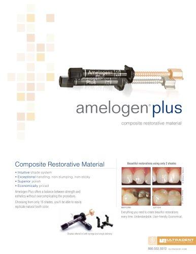 Amelogen Plus Sales Sheet