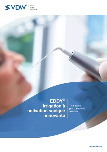 EDDY - brochure de produit