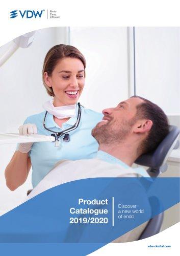 Product Catalogue 2019/2020