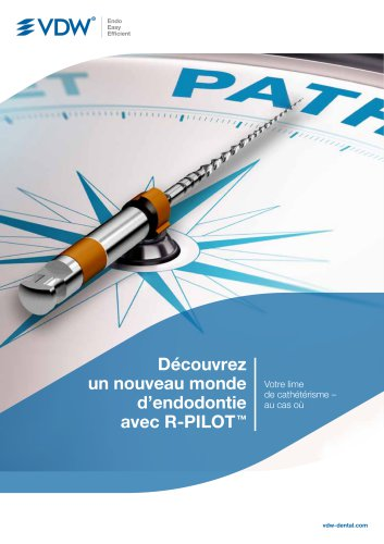 R-PILOT - brochure de produit