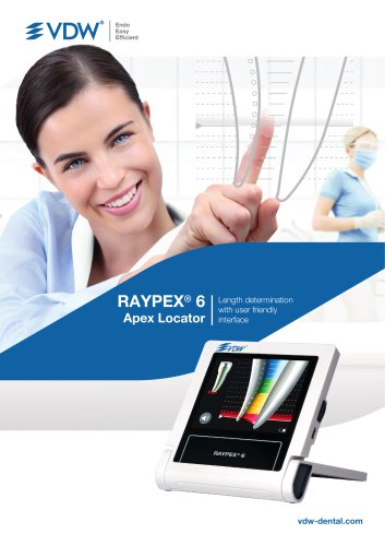 RAYPEX 6 - Flyer