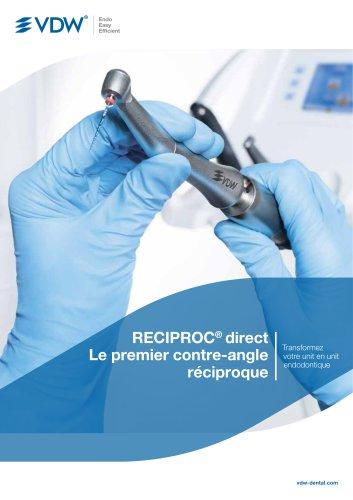 RECIPROC direct - Brochure de produit