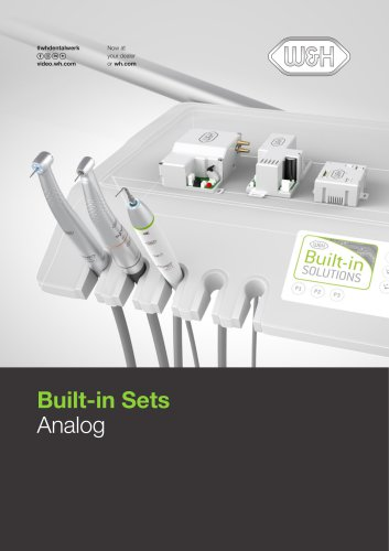 Built-in Sets Analog