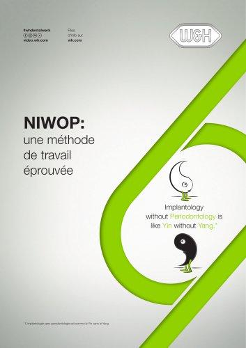 NIWOP: une méthode de travail éprouvée