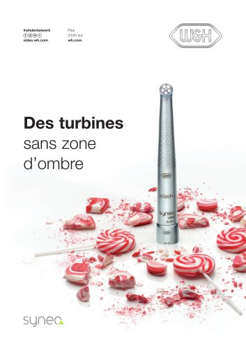 Des turbines sans zoned'ombre