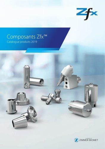 Composants Zfx
