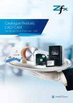 Zfx Catalogue Produits CAD/CAM - 1