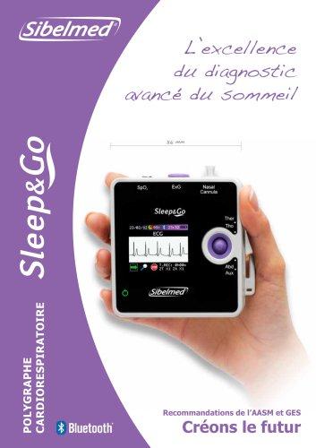 Cardiorespiratory Polygraph SLEEP&GO