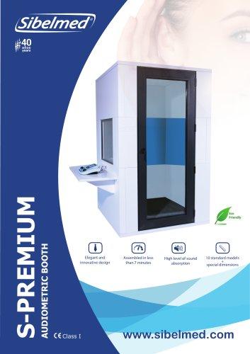 Test Booth S-Premium