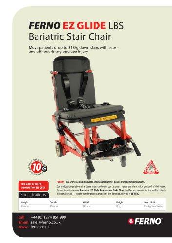 Ez-Glide LBS Bariatric Chair