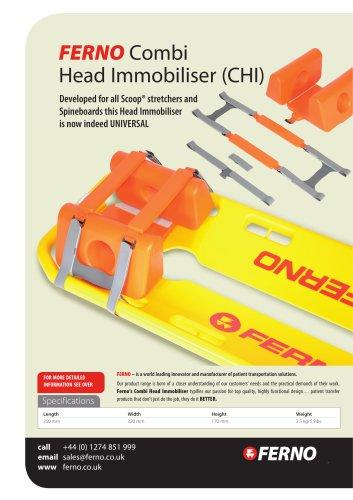 Ferno combi:head immobiliser