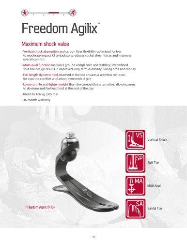 Freedom Agilix