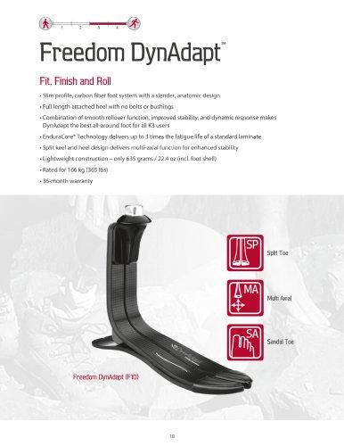Freedom DynAdapt