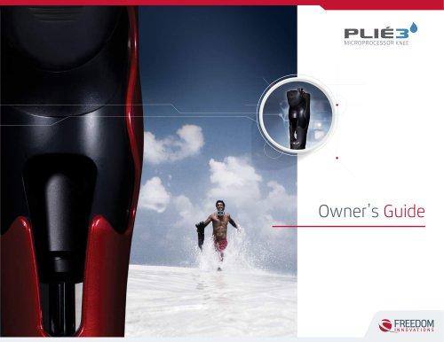 Plié 3 Owners Guide